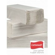 Interfold Hand Towels 2 folds 3600s/ctn