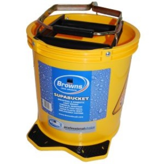 Wringer bucket yellow