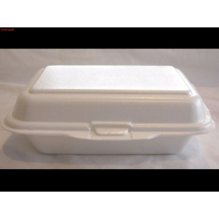 TG211 Foam Food Container